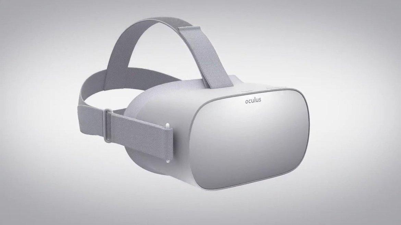 Oculus Go will make virtual reality mainstream.