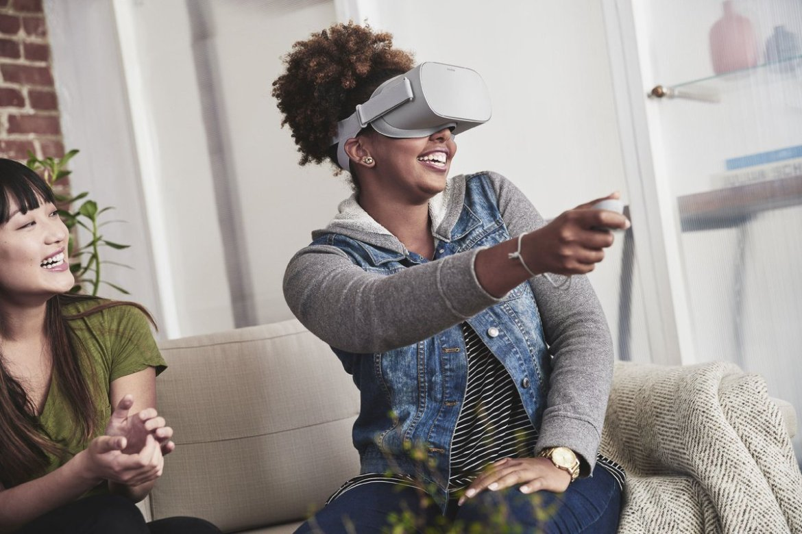 Want more info on Oculus Go? Visit  for details, and sign up for updates. #OculusConnect