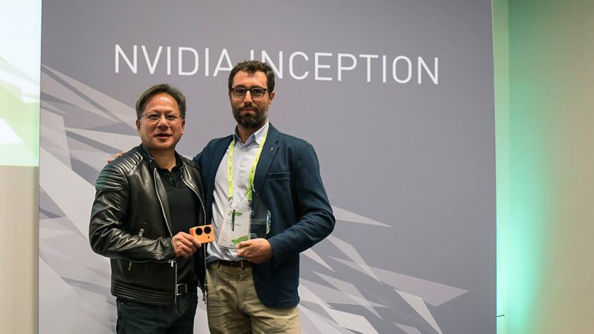 Five hot #AI startups step into the spotlight at the #GTC17EU Inception Awards: