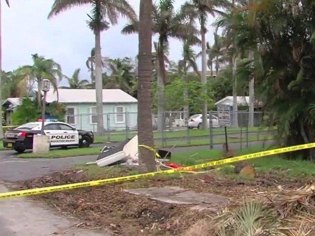 PD: Florida deputy shot woman, killed himself.