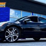 Rimtyme Custom Wheels Tires Lithia Springs Ga On Twitter 2012 Nissan Altima Sitting On 20 Incubus Paranormal Gloss Black With Machined Face Wheels And 245 35 20 Lexani Tires 404 815 2088 Https T Co Sfhaca6zog