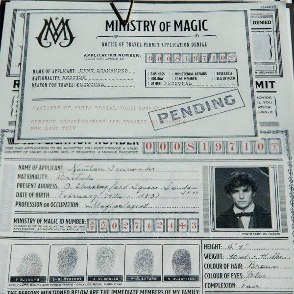 Fantastic Beasts 2 zet foto's online