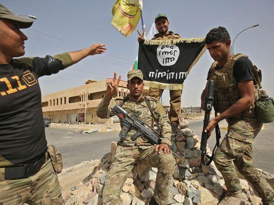 1,000 ISIS militants surrender as Iraq retakes key town of Hawija