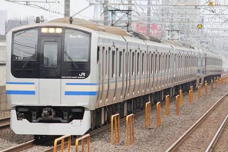 test ツイッターメディア - JR総武快速線の快速停車駅は、東京、新日本橋、馬喰町、錦糸町、新小岩、市川、船橋、津田沼、稲毛、千葉です。なお、横須賀線内と内房線、外房線、成田線、総武本線内は各駅に停車します。 https://t.co/C6VaOu7SvK