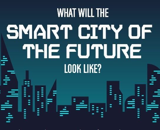 What Will The #SmartCity Of The Future Look? #SmartCities #IoT v/ @evankirstel