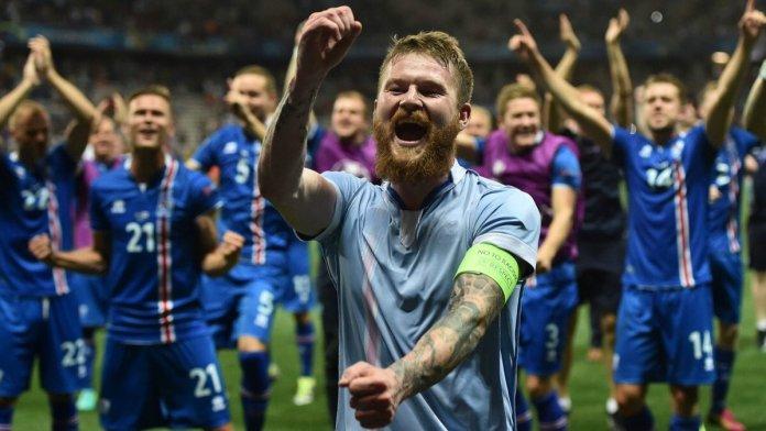 Islandia: Clasificado al Mundial Rusia 2018