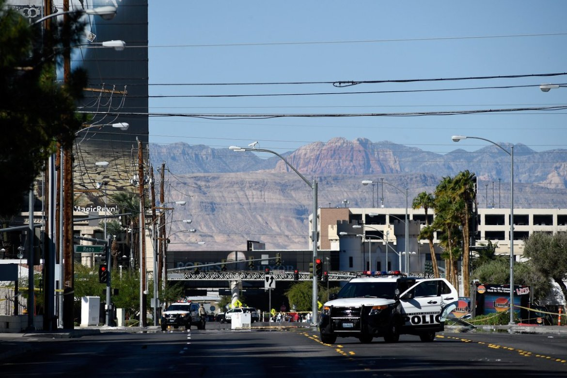 #LasVegas shooter's vehicle may have been primed to explode