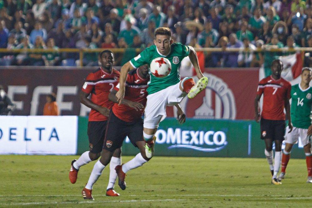 México vs Trinidad y Tobago 2017