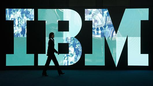 IBM far outranks Microsoft as #blockchain industry leader, report says.  #bitcoin #fintech
