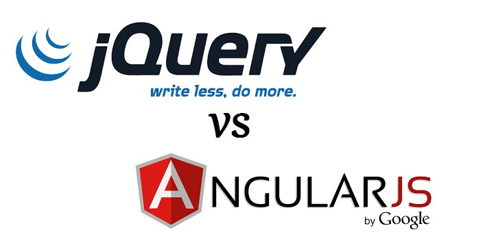 jQuery or AngularJS – Which One is Worth Your Choice?  #jQueryVsAngularJS #AngularJS #jQuery