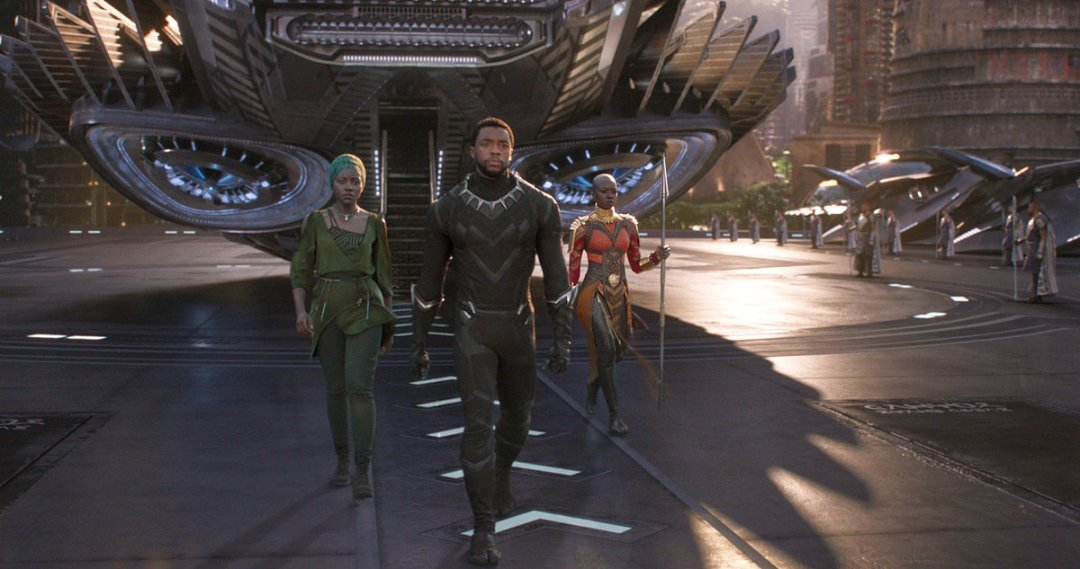 Black Panther Trailer And Poster Revealed