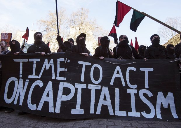 Capitalism is ending 'because it has made itself obsolete'