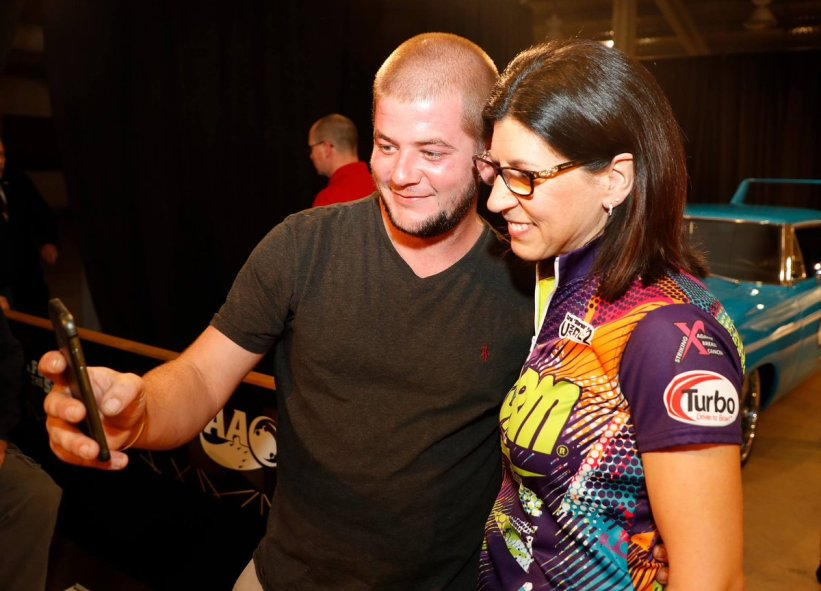 test Twitter Media - One of the coolest things about attending a #PWBATour event is having the chance to meet the players. Who would YOU take a selfie with? https://t.co/61DN1PLBau