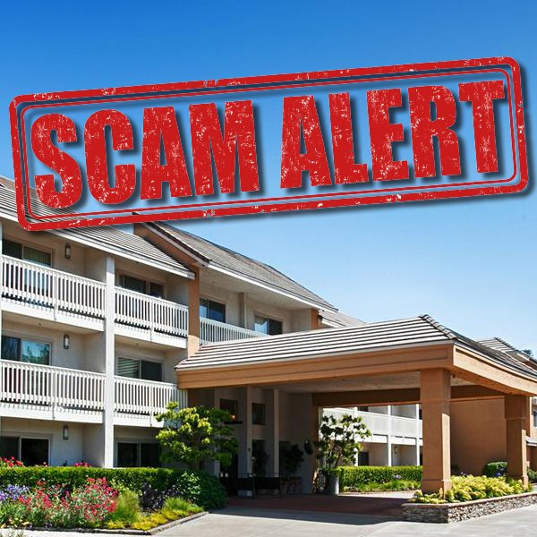 test Twitter Media - Beware of a 3rd party lodging #scam targeting #SeaOtterClassic guests. Please book hotels directly https://t.co/4uhPparHFf. #ScamAlert https://t.co/CRidrK3HjX