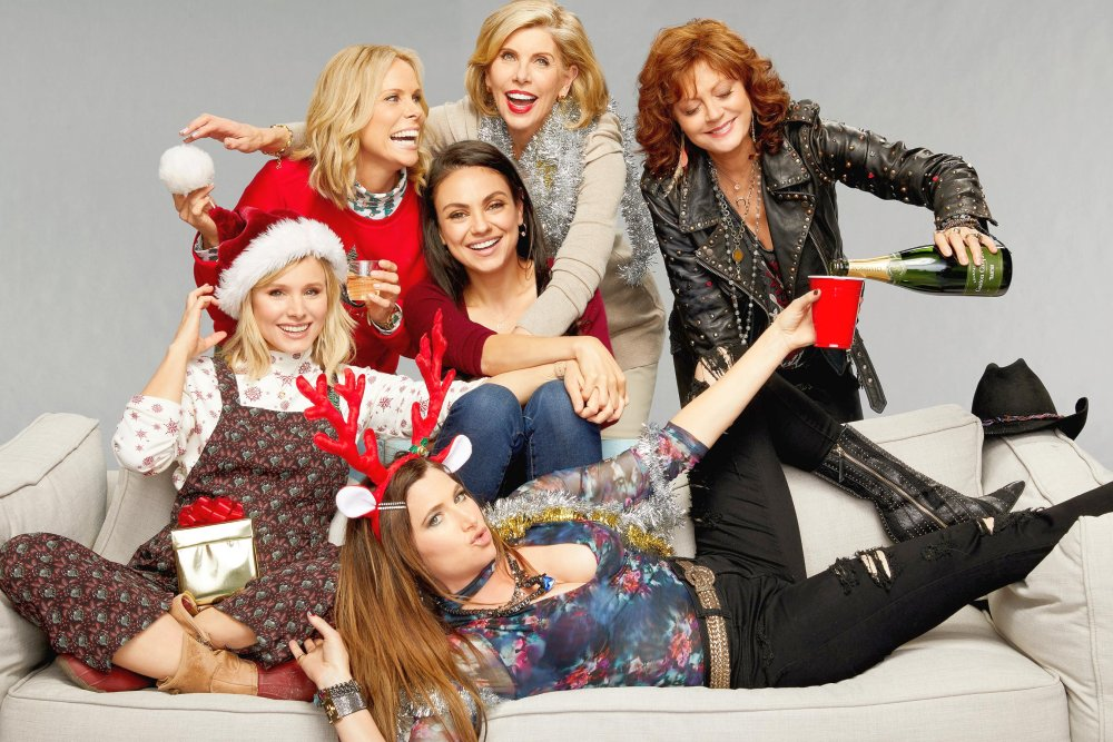 A Bad Moms Christmas Box Office