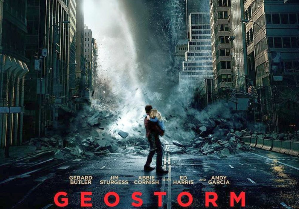 Geostorm Global Box Office