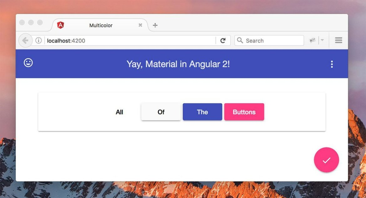 Getting Started With Angular Material 2 by @alligatorio  #angularjs #javascript #coding