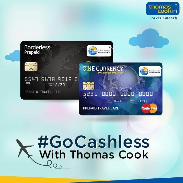 Thomas cook india forex card balance