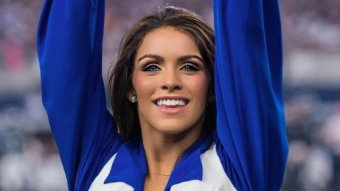 Meet Dallas Cowboys Cheerleader Kelsey Lowrance