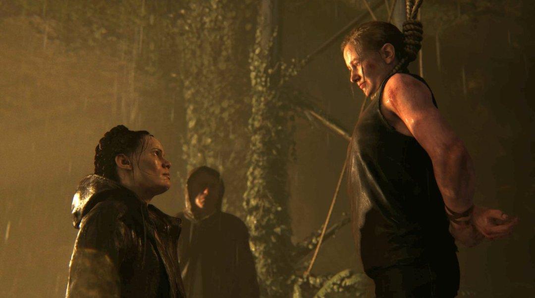 The Last of Us Part II Paris Games Week 2017 Trailer