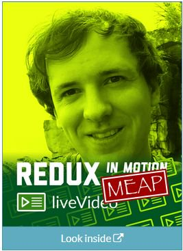 Take 50% off Redux in Motion today, what a deal!  #redux #reactjs @thomastuts