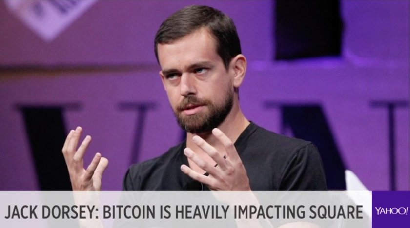 LIVE: Square's @jack tells @ewolffmann how #bitcoin is shaping $SQ -