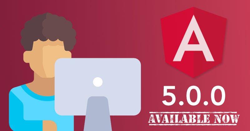 #Angular Version 5.0.0 Released cc @CsharpCorner @PranavMTL @Angular  #Angular5