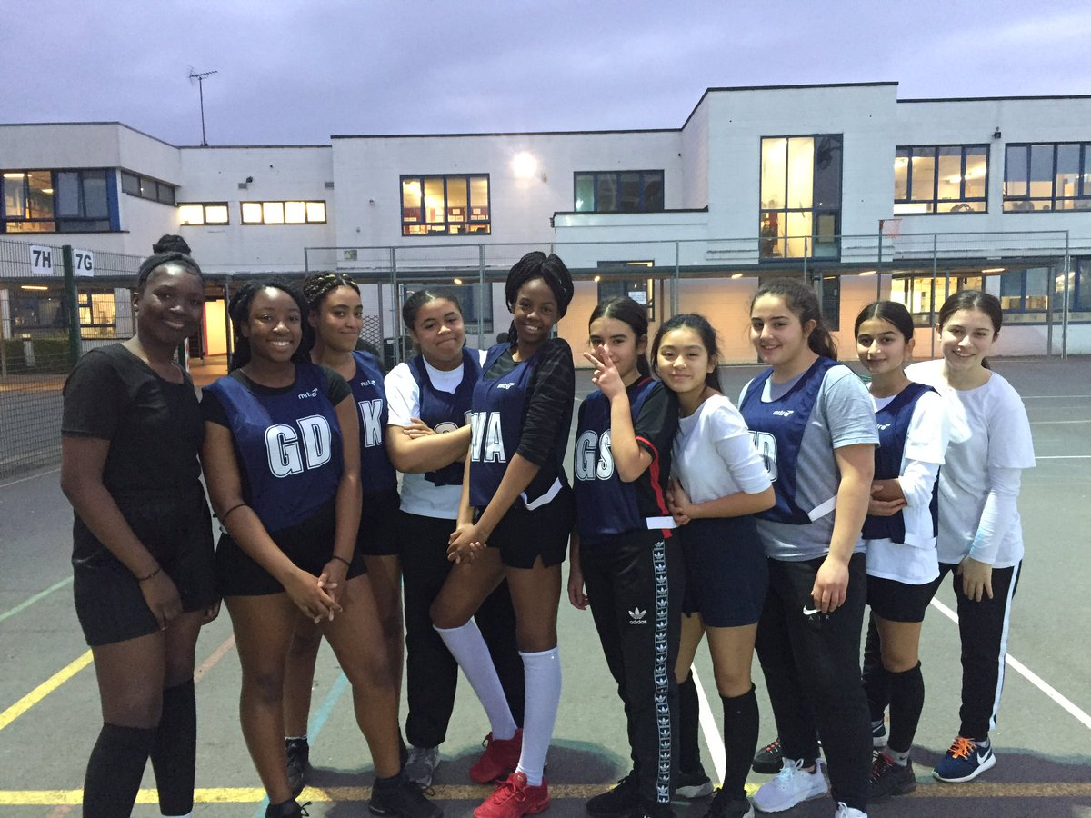 Miss G Cox On Twitter Great Game Of Netball For The Year