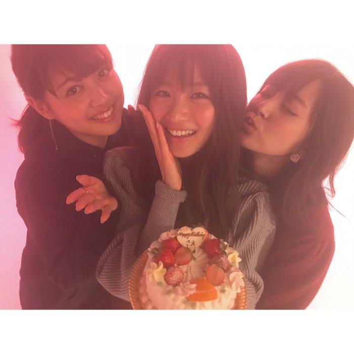 test ツイッターメディア - 岡崎紗絵さんの公式インスタに愛理さん。岡崎さんの誕生日のお祝いをしたんだって!  sae_okazakiさんの写真 https://t.co/Xu0ukIn5aj https://t.co/Wxqveqz77D