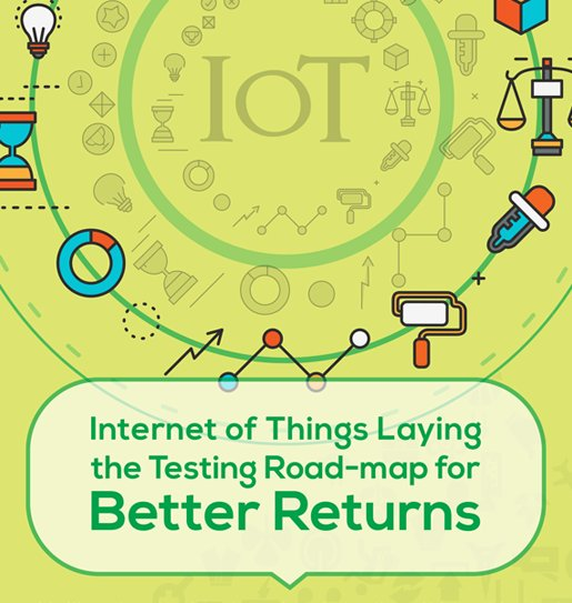 Internet of Things Laying the Testing Road Map for Better Returns-  #IoT