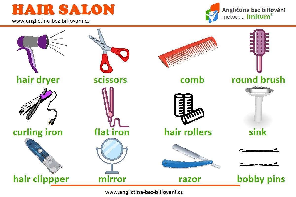Hair Salon Vocabulary Angli Tina Bez Biflov 225 N 237 On Twitter Quot Hair Salon