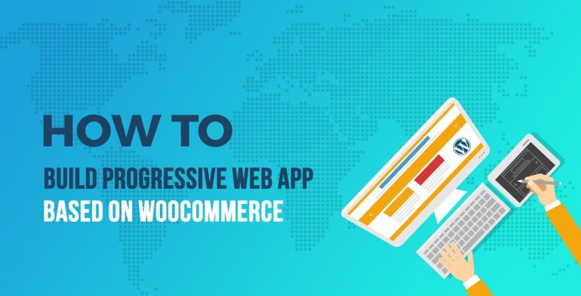 How to Build Progressive Web Apps Based on WP and WooCommerce  #webdev #wordpress #reactjs