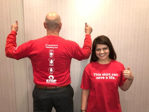 Image result for this shirt can save a life