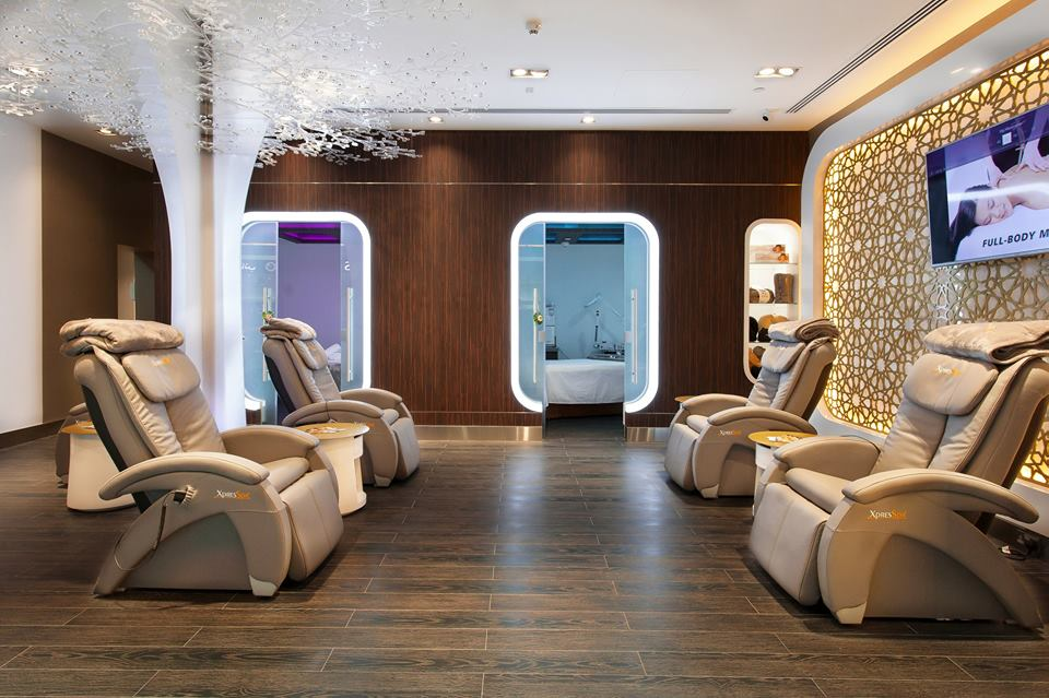 Dubai Airports On Twitter Fancy A Relaxing Mage Pedicure Or Manicure Before Your Flight Head To One Of Dxb S Pering Spas T Co Se88avsg82