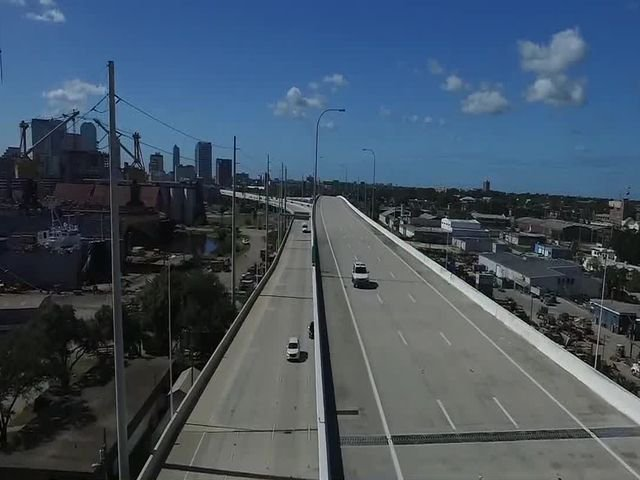 New traffic program to reduce congestion in Downtown Tampa