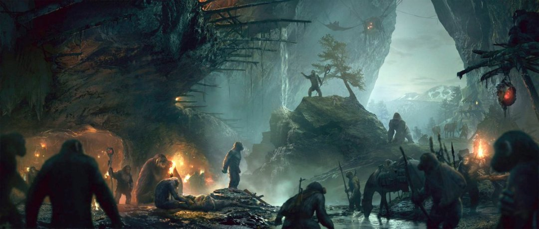 Planet of the Apes: Last Frontier Gameplay Trailer