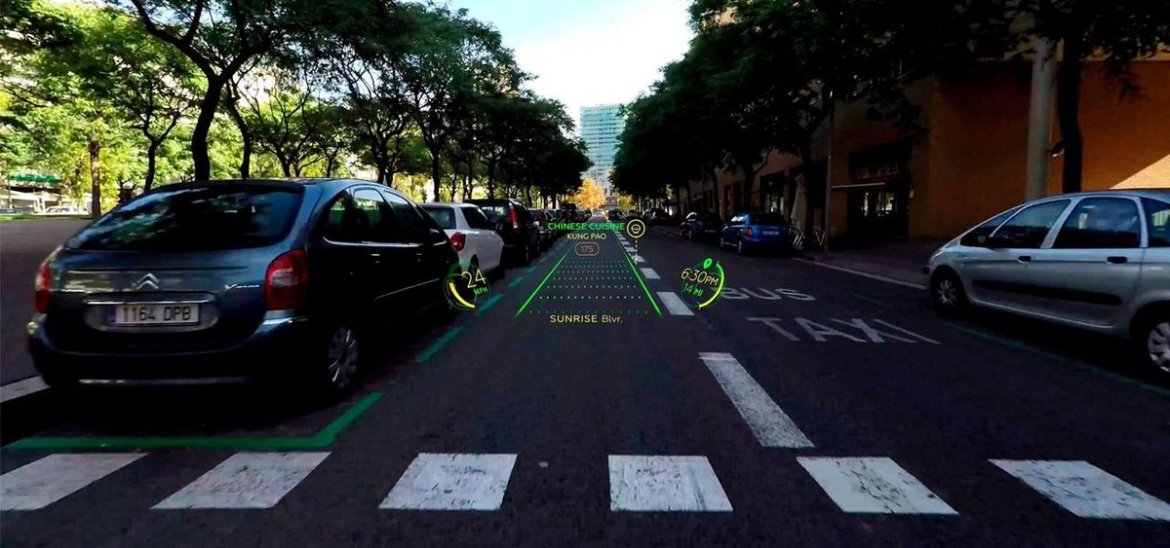 WayRay Wows Auto Industry with #AR Navigation Tech  #AugmentedReality