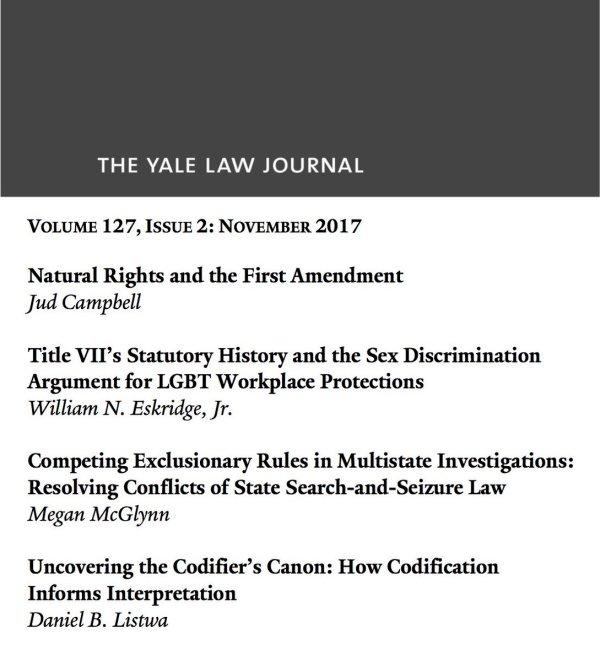 the yale law journal forum the punishment bureaucracy - HD1089×1200