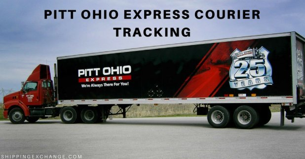 You Are Just A Click Away From The Real Time Status Of Your Pitt Ohio Express
