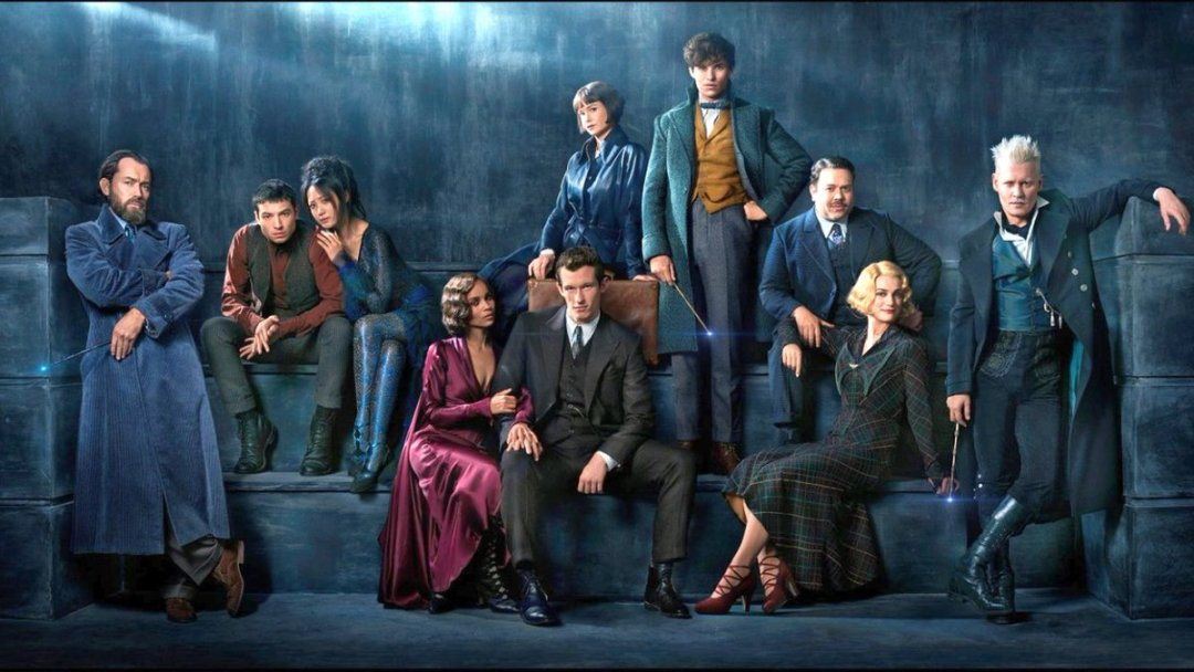 Fantastic Beasts: The Crimes of Grindelwald First Look Unveiled