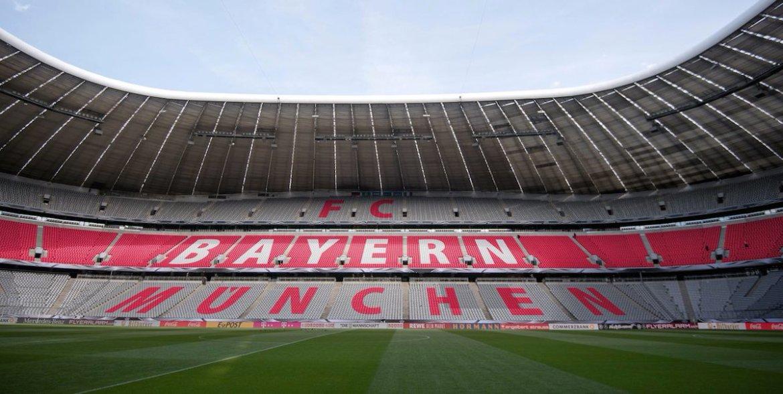 """Ο χρήστης FC Bayern Thailand στο Twitter:  """"โฉมหน้าสแตนด์ในสนามอัลลิอันซ์อารีน่าฤดูกาลหน้าจะเป็นอย่างไร!  บอร์ดบริหารสโมสรจะรับฟังความเห็นของแฟนบอลและสมาชิกสโมสรในการประชุมใหญ่สามัญประจำปีของสโมสรในสัปดาห์หน้า  https://t.co/z8MC6X3Dtn"""""""
