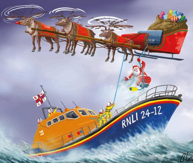 Rnli On Twitter You Can Buy Christmas Cards And Other Products In Over  Rnli Shops Across The Uk And Ireland And Online Here Https T Co Nttaqgryb