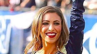 Meet LA Rams Cheerleader Megan T.