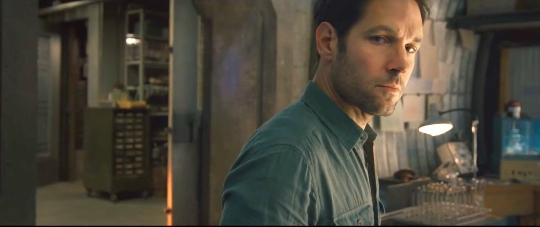 Paul Rudd as Scott Lang / Ant-Man