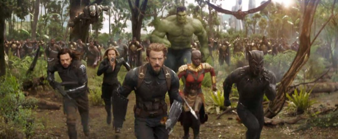 Avengers: Infinity War Trailer Unveiled