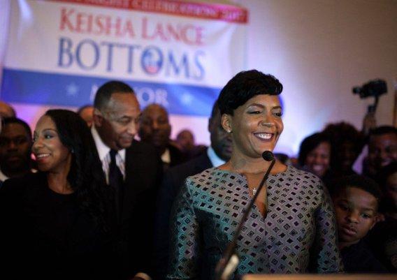 Image result for Mayor Keisha Lance Bottoms transition team
