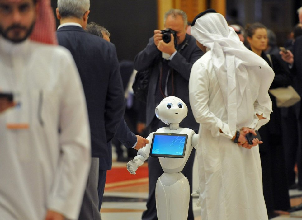 test Twitter Media - Official: #Robots will take over some industrial jobs in #SaudiArabia https://t.co/JR9dcGFE5q https://t.co/oGbrlK5O1J