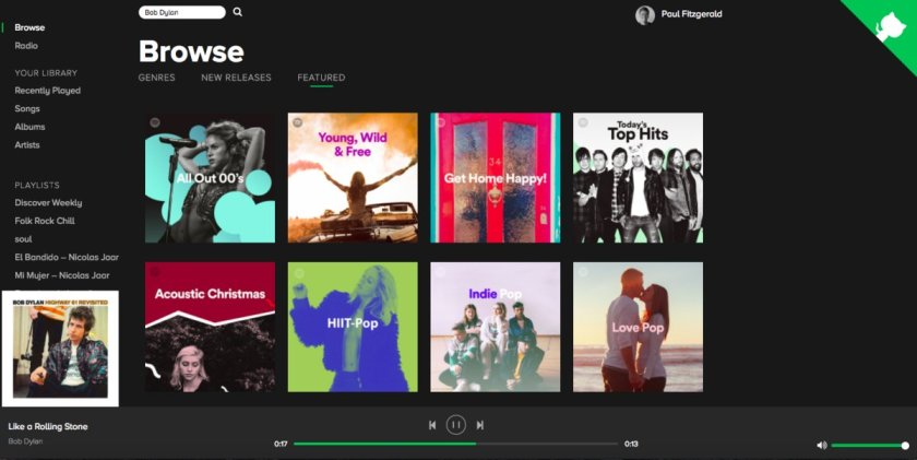 React Spotify — a Spotify client built with React / Redux 🎤🎺 🎸🎷  #ReactJS #Redux