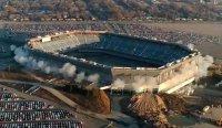 The Demolition Of The Pontiac Silverdome Was A Massive Failure
