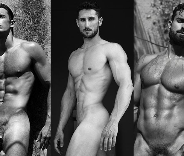 Fulfil Your Adonis Fantasies With This Totally Nsfw Greeks Come True Calendar Https